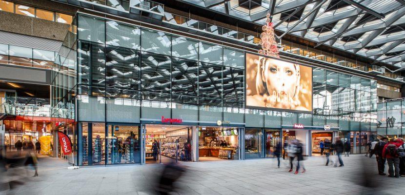 Restaurants winkels Den Haag Centraal