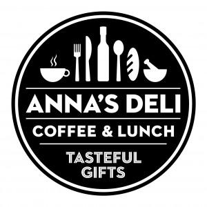 lunchen bij Anna's deli