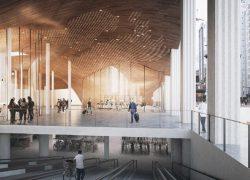 Fietsenstalling Den Haag Centraal | Impressie
