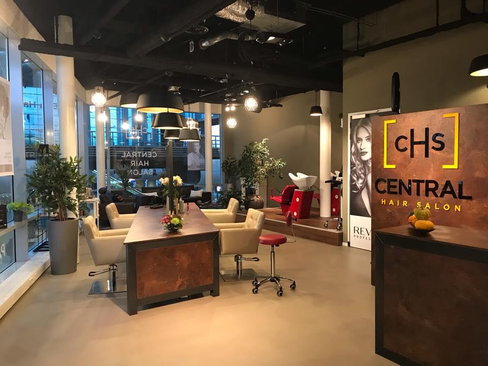 kapper Den Haag Centraal